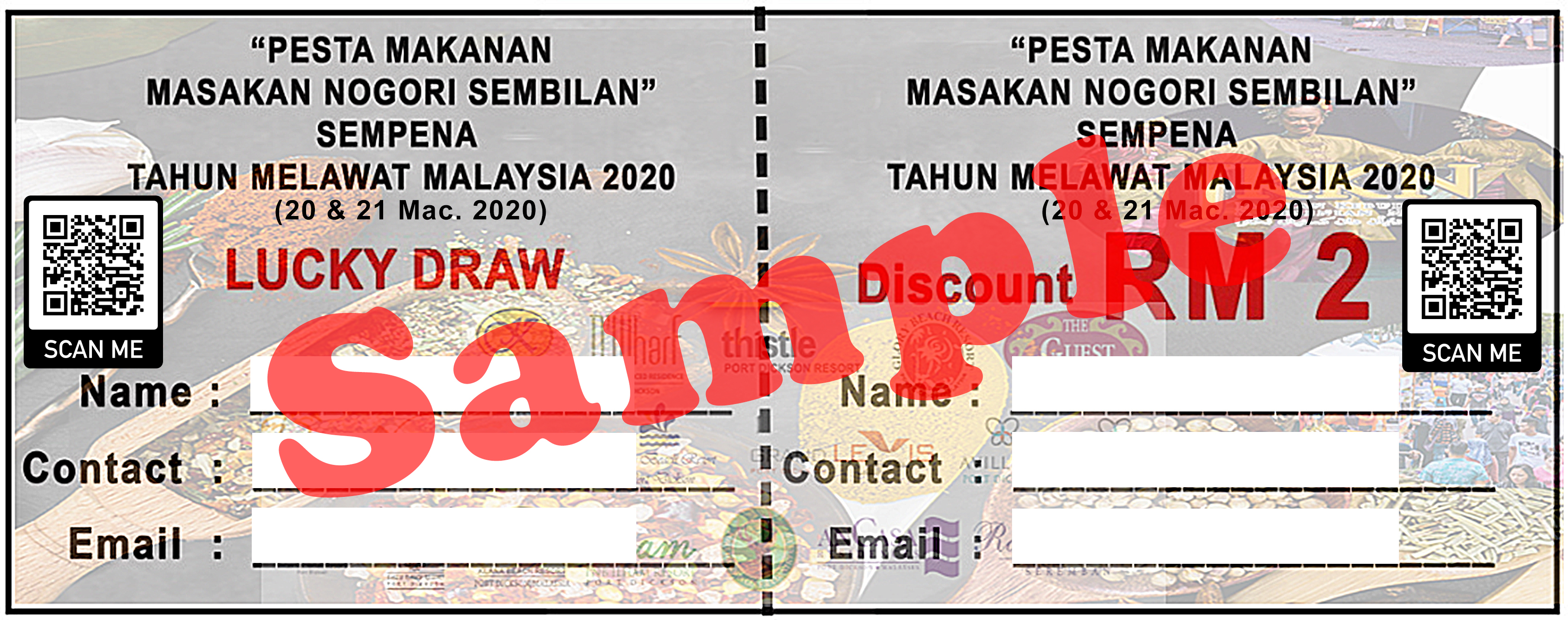 Sample of NSFF2020 RM2 Voucher