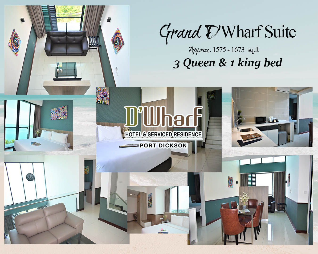 Grand Dwharf suite